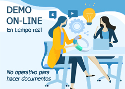 Acceso a demo on-line